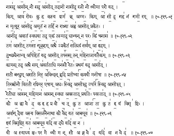 Sanskrit Of The Vedas Vs Modern Sanskrit: SANSKRIT SCRIPT