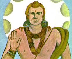 Hubbard as Buddha