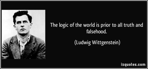 Logic of Universe