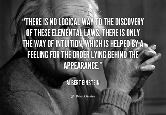 quote-Albert-Einstein-there-is-no-logical-way-to-the-41100_2