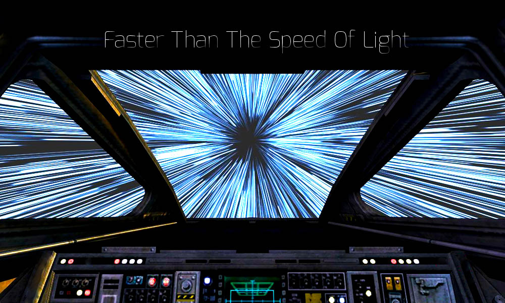 Faster-than-the-speed-of-light