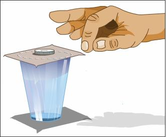 inertia-coin-tumbler-experiment