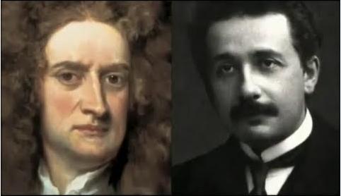 Newton-Einstein